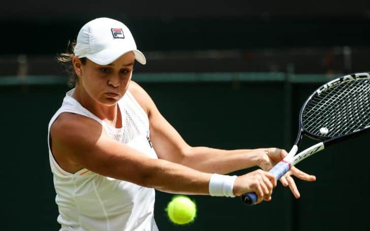Ashleigh Barty ranks no 1 in woman tennis ranking