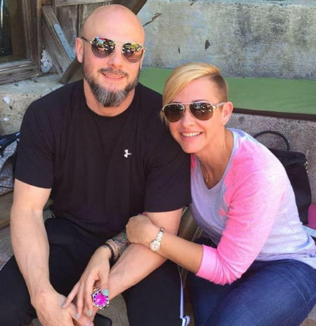 Christie Brimberry married