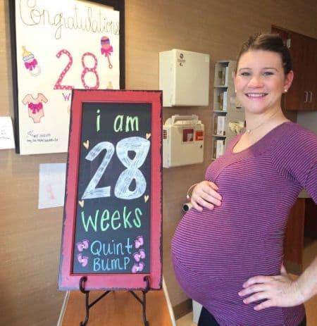 Danielle Busby Pregnant