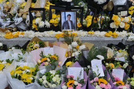 Godfrey Gao Funeral