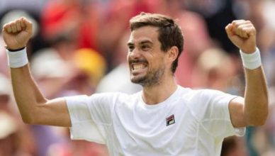Guido Pella ATP ranking