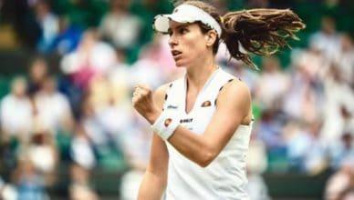 Johanna Konta ranks no7 in world women ranking