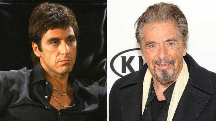 scarface cast then and now al pacino
