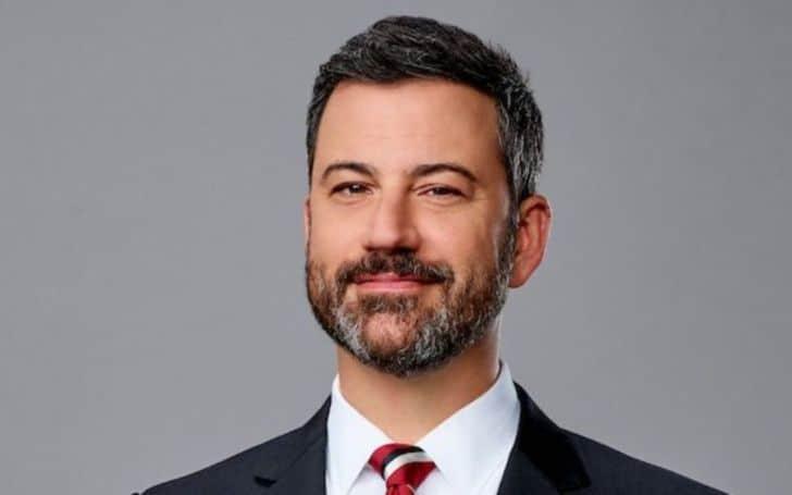 Jimmy Kimmel Age