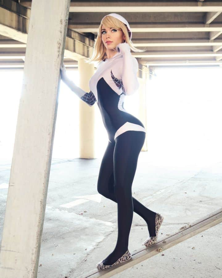 Kaitlyn Siragusa, Body Measurement, Cosplayer, Model