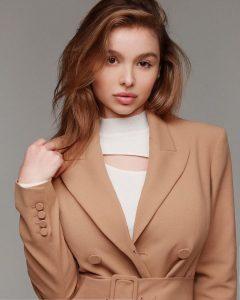 Sophie Mudd Bio, IG, Model