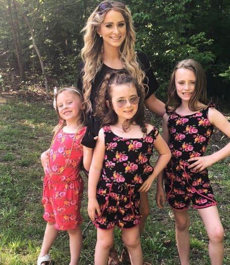 Leah Calvert children