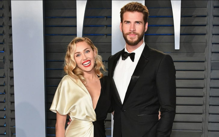 Miley Cyrus and Liam Hemsworth divorced
