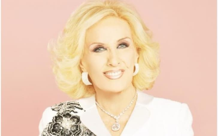Mirtha Jung net worth