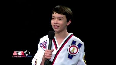 Noah Ringer Martial Arts