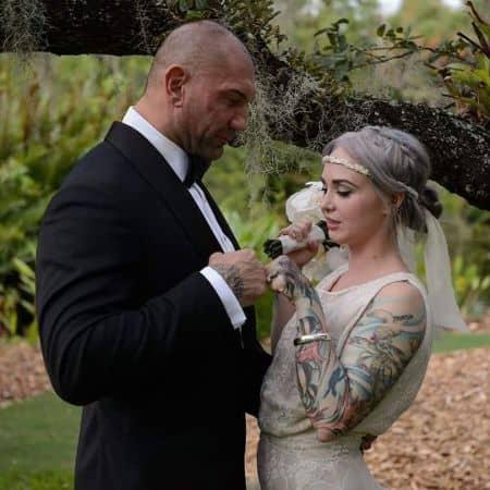 Sarah Jade Wedding, husband, married, relationship