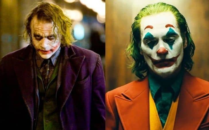 Heath Ledger Vs Joaquin Phoenix