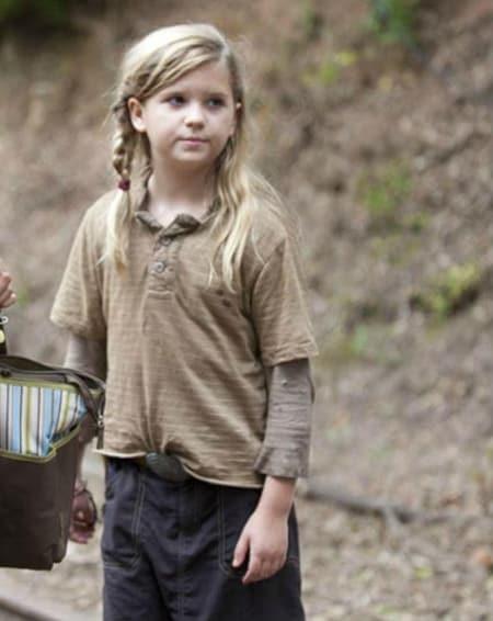 Kyla Kenedy The Walking Dead