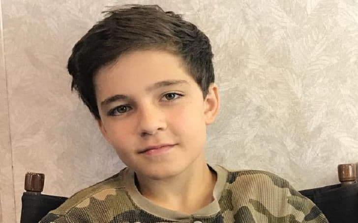 Bryce Gheisar age