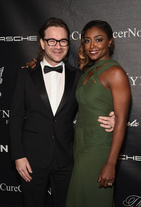 Patina Miller husband
