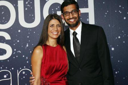 Anjali Pichai net worth
