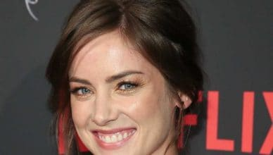 Jessica Stroup age