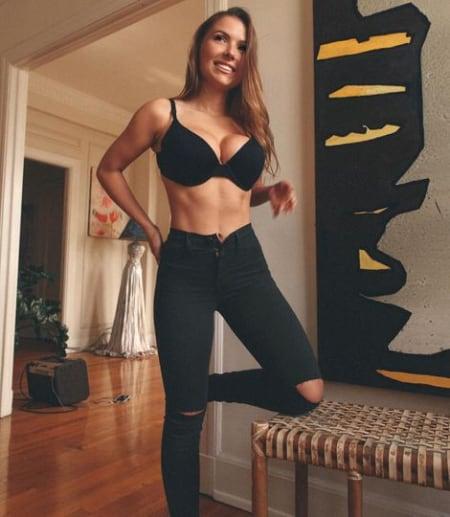 Sofia Bevarly height