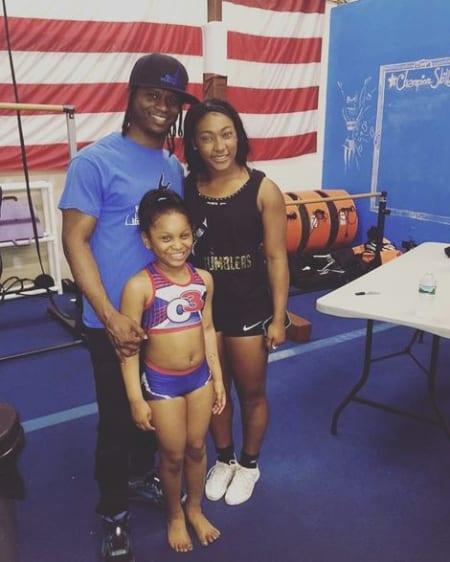 Angel Rice family