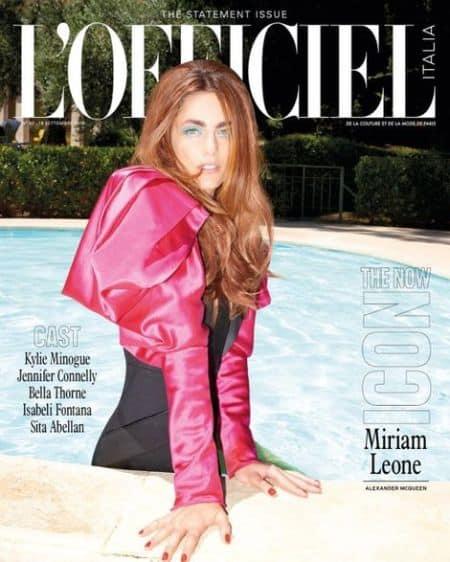 Miriam Leone career