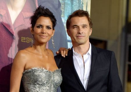 Olivier Martinez wife