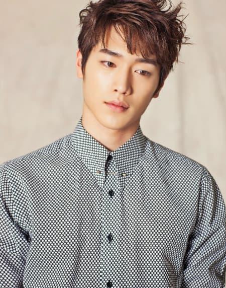 Ideal type kang joon seo 5urprise Member