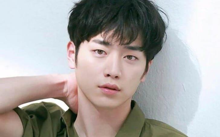 Seo Kang Joon eyes