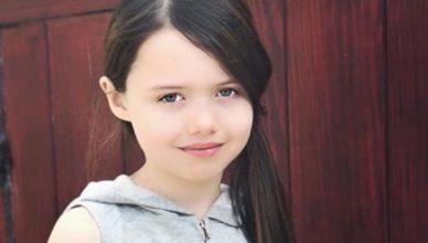 Violet Mcgraw age