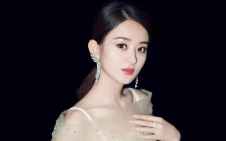 Zhao Liying net worth