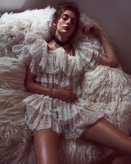 Diana Silvers model