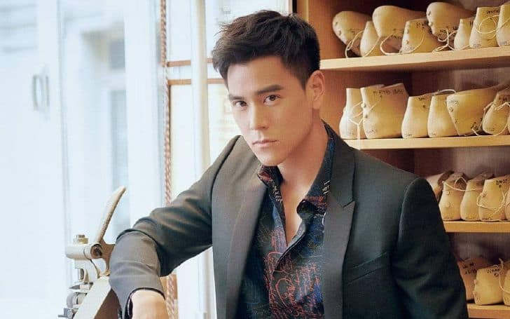 Eddie Peng net worth