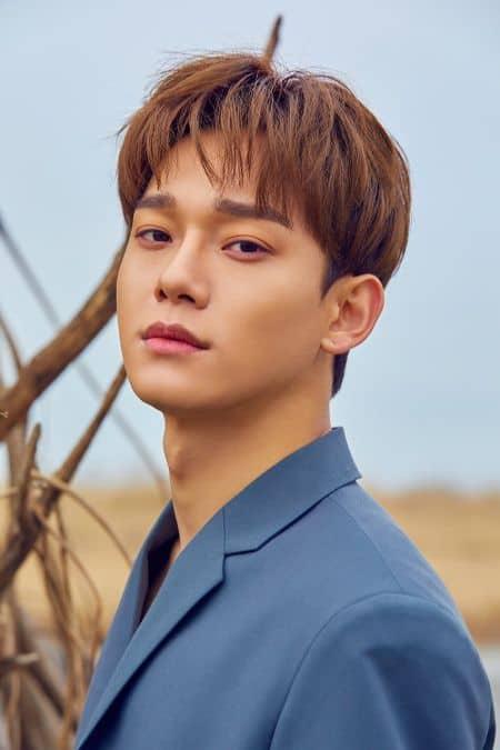 EXO's Chen marriage