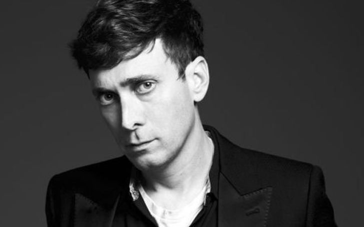 Hedi Slimane net worth