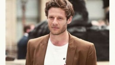 James Norton age