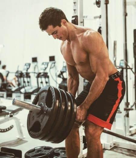 Pietro Boselli diet