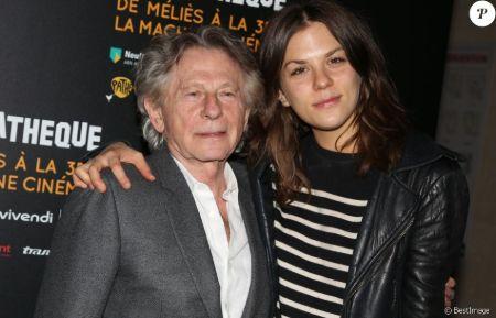 Morgane Polanski father