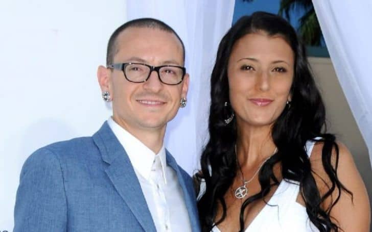 Talinda Bennington remarries.