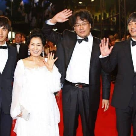 Bong Joon Ho wife