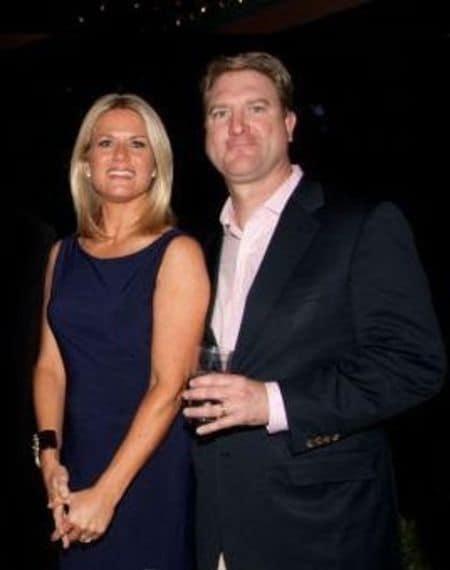 Daniel John Gregory wife