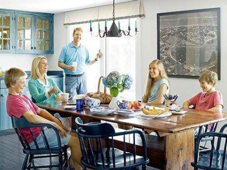 Daniel John Gregory family