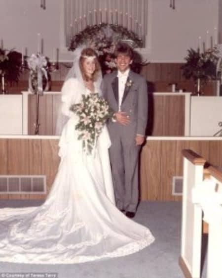Teresa Terry husband
