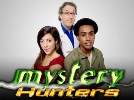 Christina Broccolini Mystery Hunters