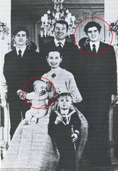 Christopher Stokowski family siblings