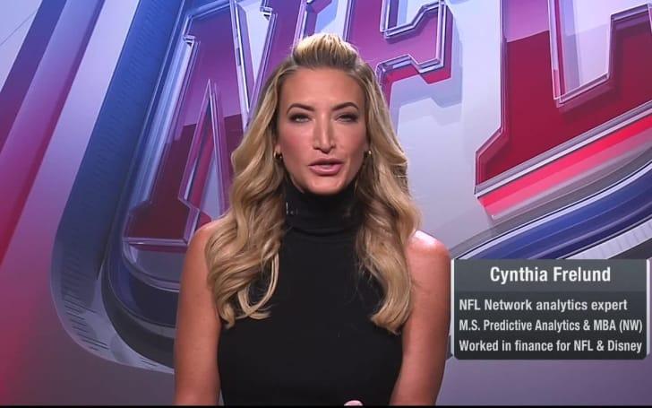 Cynthia Frelund net worth