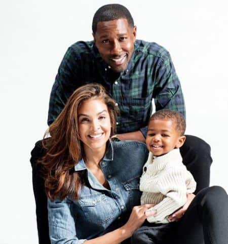 Felisha Terrell husband and son