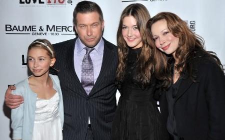 Kennya Baldwin family