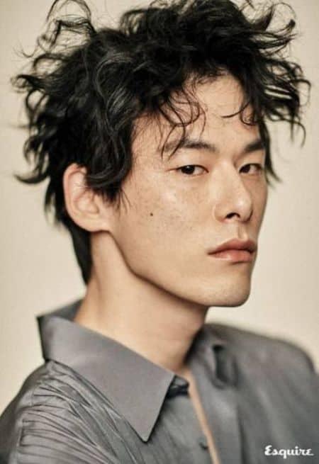 Kim Won Joong age, model