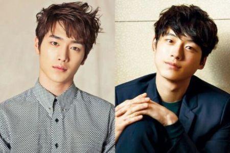 Sakaguchi Kentaro and Seo Kang Joon