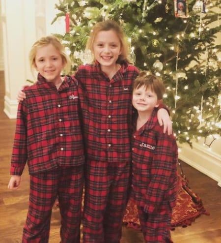Trish Regan children