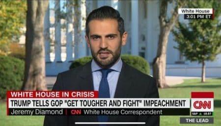 Jeremy Diamond CNN